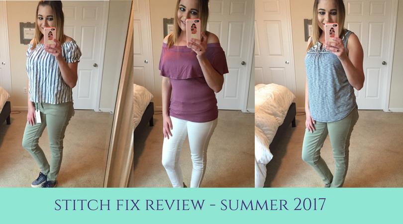 Stitch Fix Review Summer 2017