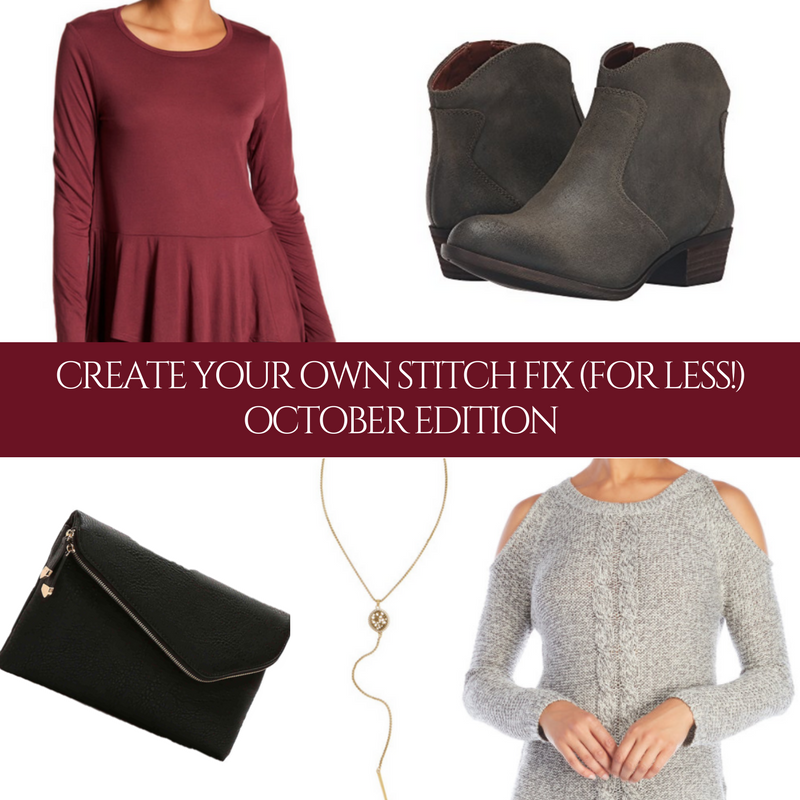 Create Your Own Stitch Fix For Less