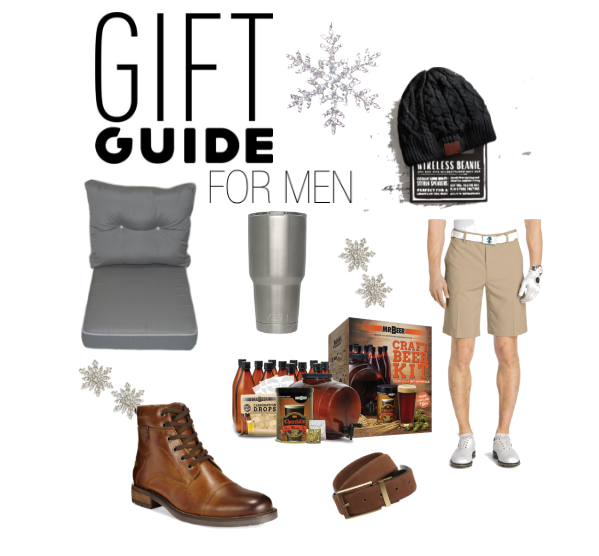 Gift Guide for men