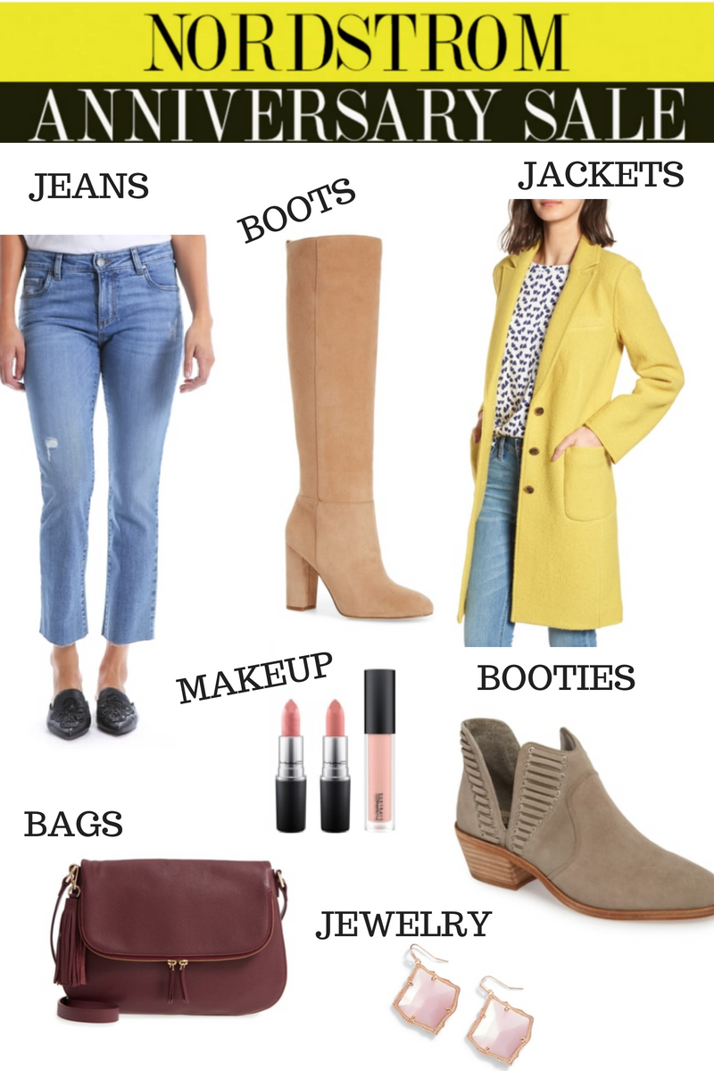Tips & Tricks for Shopping Nordstrom\'s Anniversary Sale | Blame It ...
